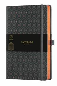 Notes CASTELLI  HONEY COPPER LINIE wymiar 13x21x1,5  9576679